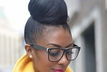 Up Do Styles / by Toshia Price