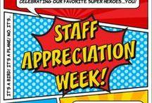 Teacher Appreciation / by Sara McFall