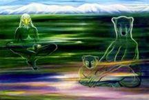 Medicine Man/Shaman/Priest / Helping & Healing All Lifeforms / by CherokeeWolfClan11
