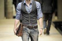outside - stylish - hubs / waistcoats & blazers / by Heather Chambers