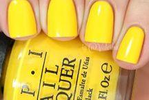 polish - yellows / by Heather Chambers