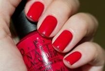 polish - reds / by Heather Chambers