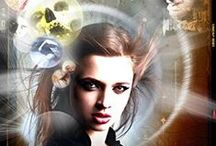 """Undercover Empath / NA Paranormal Series published by Curiosity Quills.   """"It's Bones meets Buffy the Vampire Slayer.""""   Nineteen-year-old Rose Hansen can read a person's intentions by touching their hands. It's an odd gift, but comes in handy when she goes undercover."""