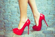 style - shoes / heels & flats / by Heather Chambers