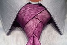 style - men - tips / ties & tophats / by Heather Chambers