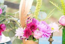 Boho Wedding Mood / Boho Bohemian Wedding ideas