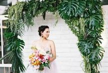 Tropical Wedding Mood