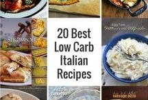 Food: Low Carb & LCHF Misc recipes / by Christy C