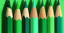 Green / Verde a cor da cura,