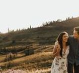 ENGAGEMENT SESSIONS / Gather inspiration from some of our favorite engagement session features from the Wandering Photographers blog!