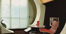 Styles // Mid-Century Modern / Ideas and inspirations for Mid-Century Modern interiors.
