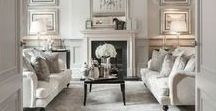 Styles // Traditional / Ideas and inspirations for Traditional interiors.