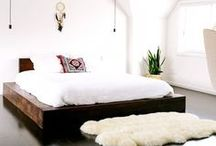 Rooms // Bedrooms / Bedrooms inspiration, all styles, all colors - just beautiful