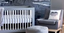 Rooms // Nurseries and Kids' Bedrooms / Nurseries and kids' Bedroom inspirations, all styles, all colors - just beautiful
