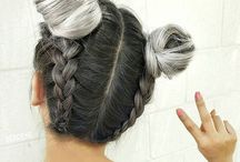 Hair / Cute and creative Hairstyles! <3