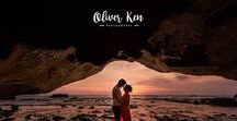destinAsian wedding / oliver-ken.com