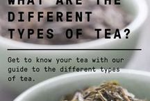 Tea Facts / All you need to know about the wonderful world of tea and tisanes