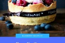 Wild Blueberry Recipes From Site