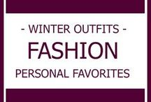 FASHION I Winter Outfits