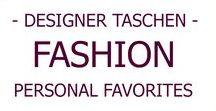 FASHION I Designer Handtaschen