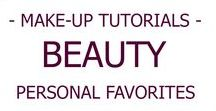 BEAUTY I Make-up Tutorials