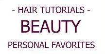 BEAUTY I Hair Tutorials