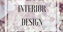 Interior Design / Home decor, interior design, bedroom inspo, living room, bedroom, kitchen, home
