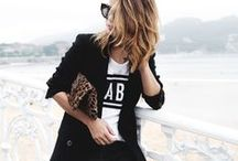 Dressing / French, Classic & Retro Glamor with a Modern Edge / by Alyssa Boisson