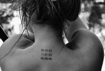 tattoo me / by Shannon Jinks