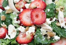 Salads | Sauces / Green Salads, Pasta Salads, Orzo & Couscous Salads, Side Dish Salads  Marinades, Dressings, & Sauces / by Brianne S