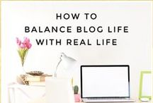 Blogging 101 / Social media tips for bloggers, PR, writers and brand consultants.  / by Emily Roach (Random Recycling)