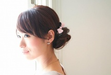 from Shizuka's Blog / I am a Japanese girl and work as a writer. Writing about beauty,make up,hair arrange,nail,love..♡ I post my photos from my Blog. (http://ameblo.jp/jamichups/)