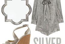 Grey...Silver...White Colour Me Love