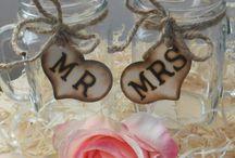 wedding ideas / by Mandi Sears