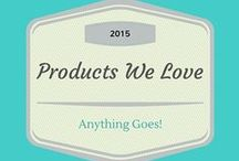 Products We Love / Full of the products that we love at Nature's Natural Solutions!