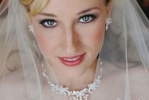 Wedding Hair and Makeup  / I've been a hair and makeup artist for 20 years in the Orlando, FL area.  All of these were done in and around Disney.