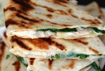 Quesadilla Crazy / by Brianne S