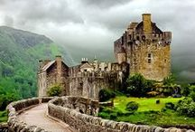 Castles / Castles and clothing - I just love the romance and mystery of castles and the story of Camelot and King Arthur!  / by Bonita Cox