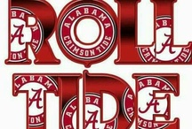 RTR!!!!! / ALABAMA CRIMSON TIDE!!! / by Andrea Gail Smith Lewis