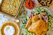 Autumn Recipe Ideas / as sure as northern winds rattle leaves from our trees, autumn weather inspires us to gather around the table for wholesome, freshly harvested meals.