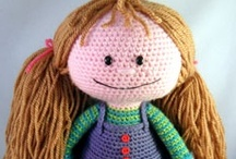 Crochet: Dolls / by Rachel Tatner