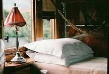 Orient Express Bedroom Makeover / by Jennifer Vanderbeek