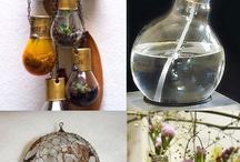 Crafty - lightbulb craft - I see the Light