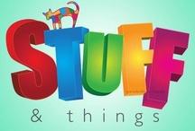 Stuff & Thangs TWD / by Melissa Virago