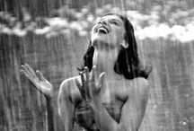 It's raining today