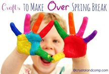 Fun stuff to do with kids! / by Kayla Cook