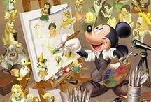 Disney, Pixar, Animation