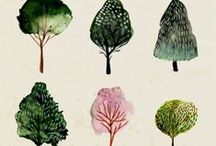 * Forest * Trees *