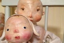 All Primitive Dolls / by Franny Karmann