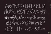 Textures, Fonts & Brushes